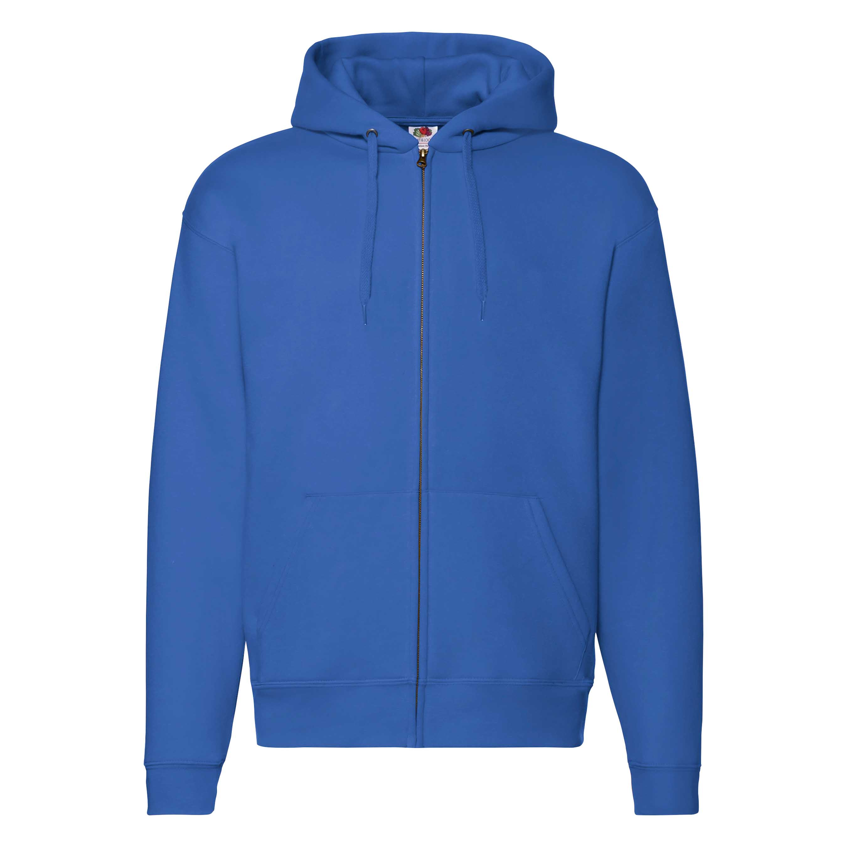 Męska bluza reklamowa Zip Through Hooded Sweat