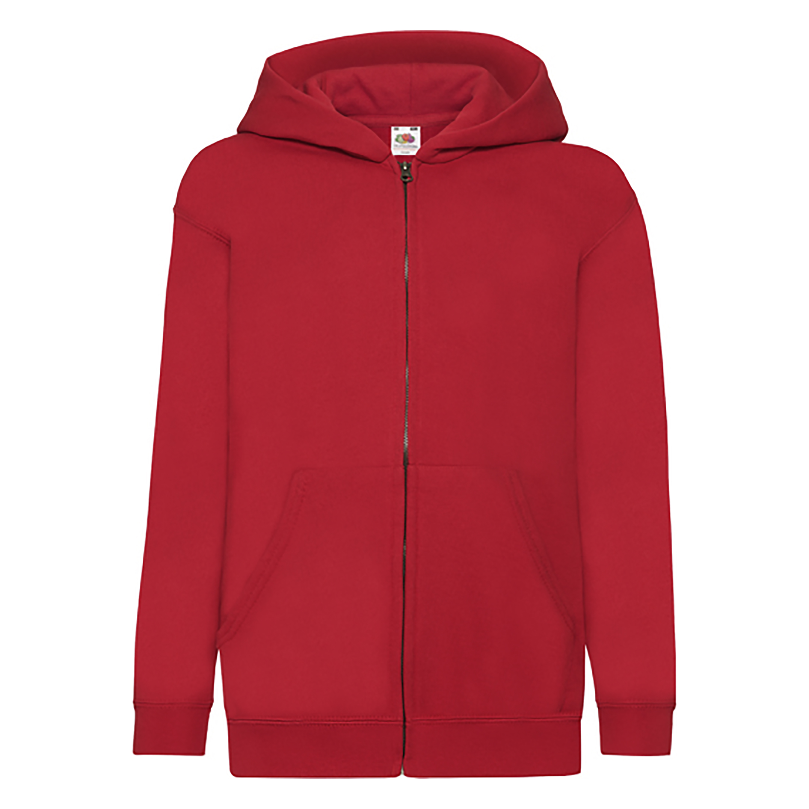 Bluza Dziecięca Z Kapturem Rozpinana Zip Through Hooded Sweat 620450 80/20 280g
