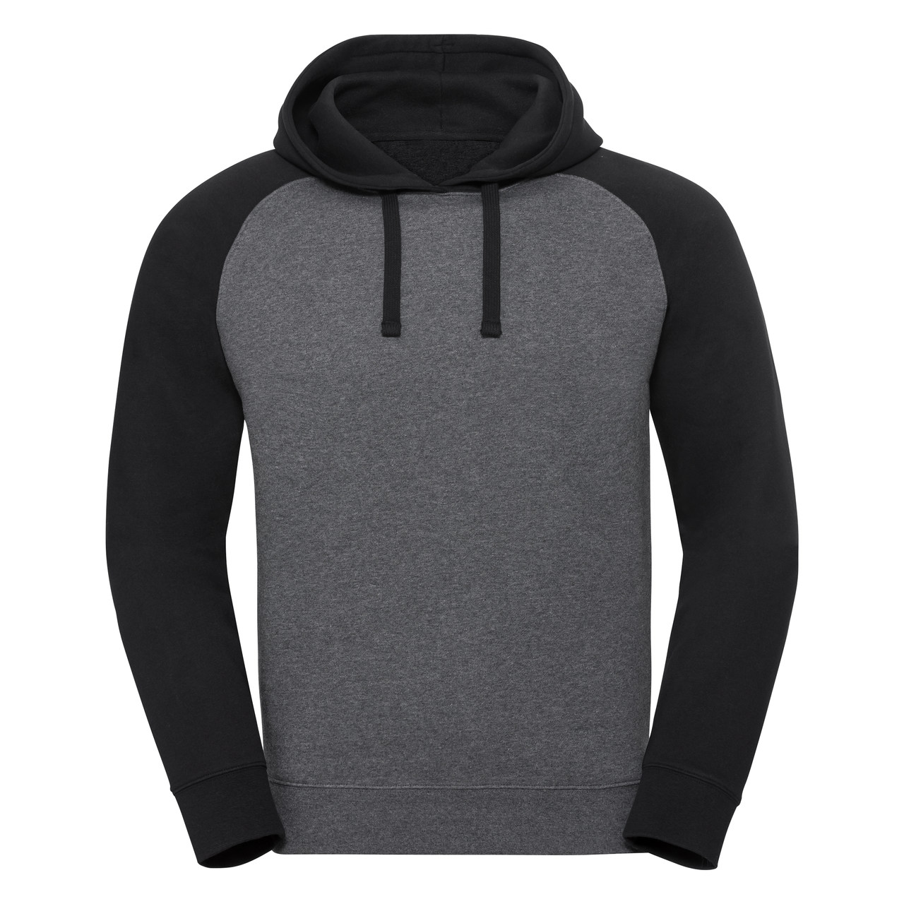 Bluza z kapturem Authentic Hooded  Baseball Sweat R269M 75% bawełny ring-spun; 21% poliestru;4% wiskozy 280g
