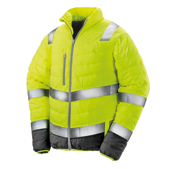 Kurtka ochronna Soft Padded Safety Jacket marki Result