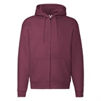 Męska bluza reklamowa Zip Through Hooded Sweat Premium
