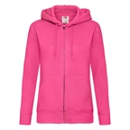 Bluza reklamowa Zip Thru Hood Sweat Jacket