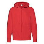 Męska bluza reklamowa Lightweight Zip Thru Hooded Sweat