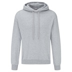 Męska bluza bez kieszeni Basic Hooded Sweat