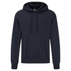 Męska bluza bez kieszeni Hooded Sweat Classic