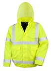 Kurtka odblaskowa Unisex High Viz Winter Blouson | Result