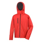 Kurtka reklamowa Soft Shell Performance Hooded