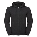 Męska bluza Authentic Melange Zipped Hooded Sweat R263M