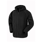 Polar unisex Recycled Micro Fleece Hoody