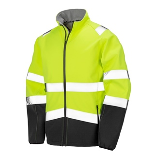 Kurtka odblaskowa Printable Safety Soft shell Jacket Jacket